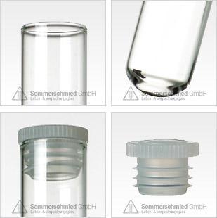 Reagenzglas, Reagenzglas mit Korken, Reagenzglas Kunststoff, Reagenzgläser mit Korken, Reagenzgläser, Rundbodengläser, Glasverpackung, Reagenzglasröhrchen, Rundbodenglas